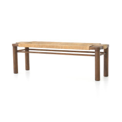 Four Hands Shona Bench