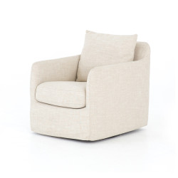 Four Hands Topanga Swivel Chair