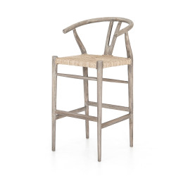 Four Hands Muestra Bar + Counter Stool