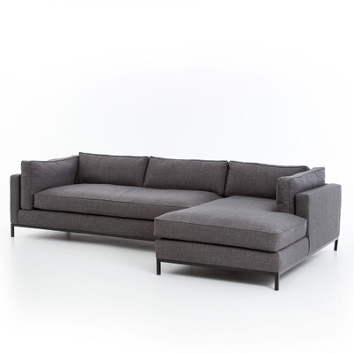 Four Hands Grammercy 2 - Piece Chaise Sectional