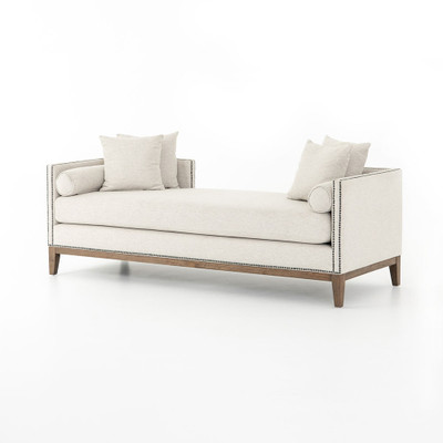 Four Hands Mercury Double Chaise