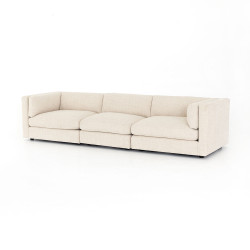 Four Hands Cosette 3 Piece Sectional