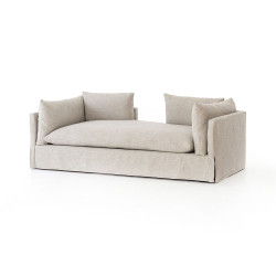 Four Hands Habitat Chaise - Valley Nimbus