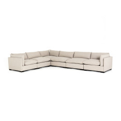 Four Hands Westwood 6 - Piece Sectional
