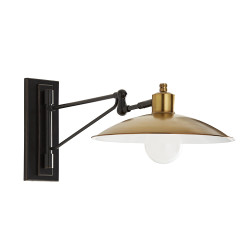 Nox Sconce - Antique Brass