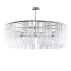 Royalton Small Chandelier - Clear
