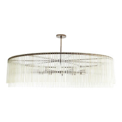 Royalton Large Chandelier - Smoke