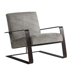 Torcello Chair Lichen Velvet - Lichen/Natural