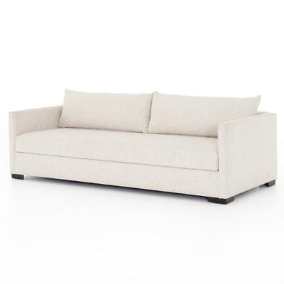 Four Hands Wickham Queen Sofa Bed - Alameda Snow - Espresso