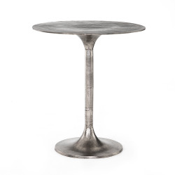 Four Hands Simone Counter Table - Raw Antique Nickel