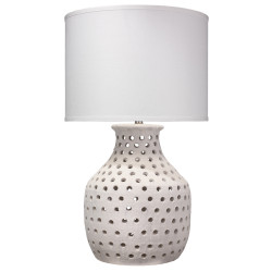 Jamie Young Porous Table Lamp