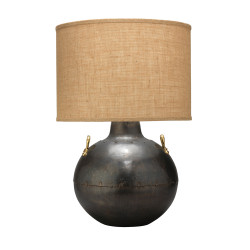 Jamie Young Two Handled Kettle Table Lamp
