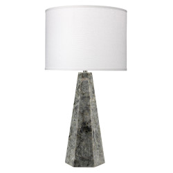 Jamie Young Borealis Hexagon Table Lamp