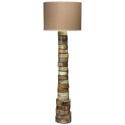 Jamie Young Stacked Horn Floor Lamp