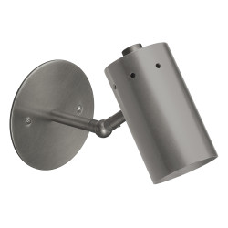 Jamie Young Milano Wall Sconce - Gun Metal