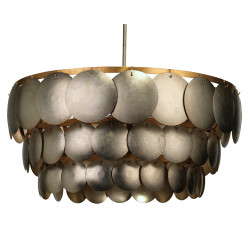 Jamie Young Calypso Three Tier Chandelier