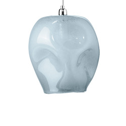 Jamie Young Dimpled Glass Pendant - Large