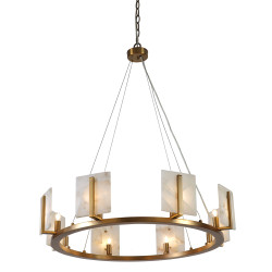 Jamie Young Halo Chandelier - Large