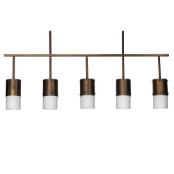 Jamie Young Lazio Five Light Chandelier