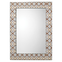 Jamie Young Kaleidoscope Rectangle Mirror