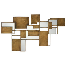 Jamie Young Optic Wall Art Mirror
