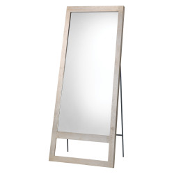 Jamie Young Austere Leaning Floor Mirror