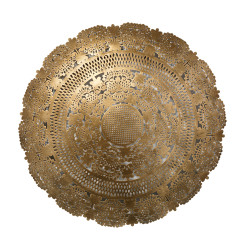 Jamie Young Penelope Lace Wall Art Medallion