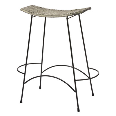Jamie Young Wing Bar Stool