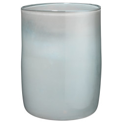 Jamie Young Vapor Vase - Medium - Metallic Opal Glass