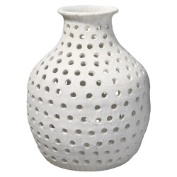 Jamie Young Porous Vase - Small