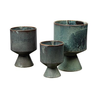 Jamie Young Berkeley Pots - Set of 3