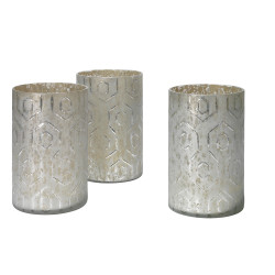 Jamie Young Deco Hurricanes - Set of 3