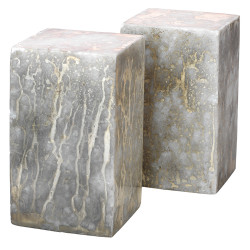 Jamie Young Slab Rectangle Bookends - Set of 2