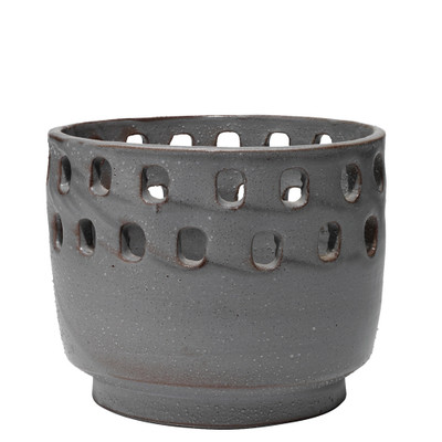 Jamie Young Perforated Pot - Large