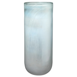 Jamie Young Vapor Vase - Large - Metallic Opal Glass
