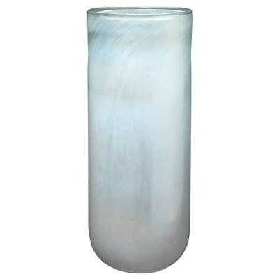 Jamie Young Vapor Vase - Large - Metallic Opal Glass