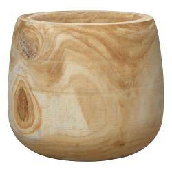 Jamie Young Brea Wooden Vase
