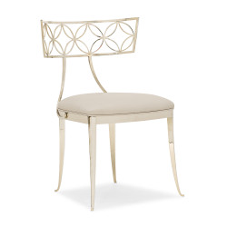 Caracole Royal Klismos At The Table Dining Chair