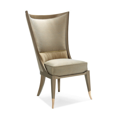 Caracole Collar Up Dining Chair