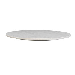 Caracole Vector Lazy Susan Dining Table