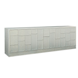 Caracole Compartmentalized Sideboard