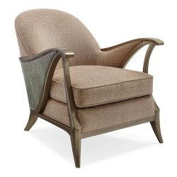 Caracole Curtsy Chair