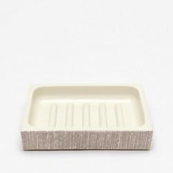 Pigeon & Poodle Bruges Soap Dish - Sand