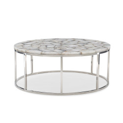 Caracole A Stones Throw Cocktail Table