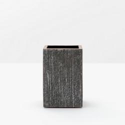Pigeon & Poodle Bruges Brush Holder - Charcoal