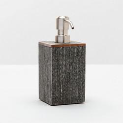 Pigeon & Poodle Bruges Soap Pump - Charcoal