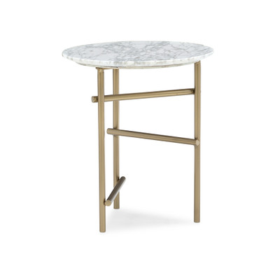 Caracole Concentric Accent Table