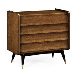 Jonathan Charles Cosmo Hyedua Mid-Century Chest Of Drawers