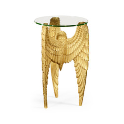 Jonathan Charles Icarus Three Winged End Table