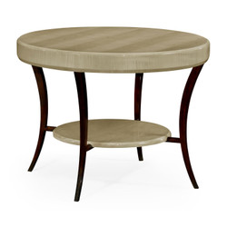 "Jonathan Charles Opera 40"" Art Deco Centre Table"